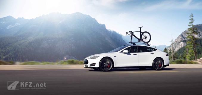 Model S Gepäckträger