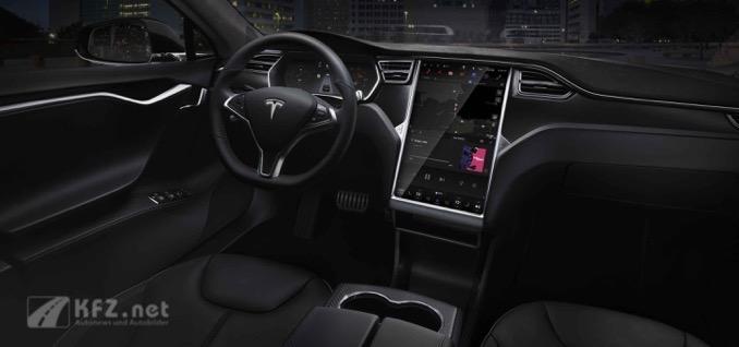 Model S Display