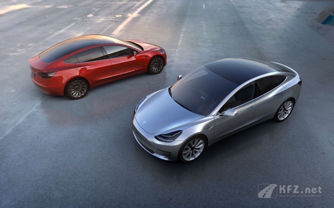 Tesla Model3 Autos