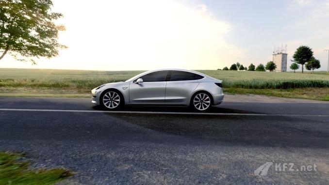 Tesla Model3 Felgen
