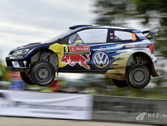 VW WRC Auto