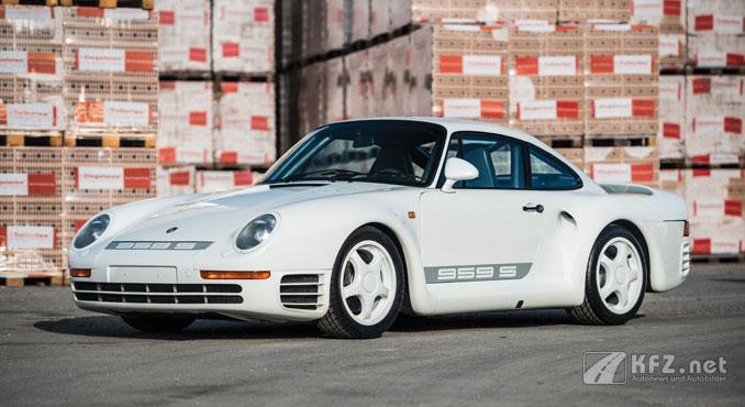 Foto: Porsche 911 GT2 Clubsport von 2004