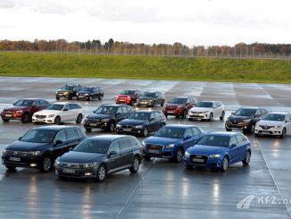 Foto: Autovergleich von Kombi und SUV