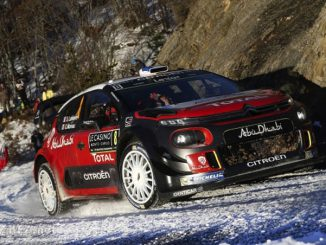 Foto: Citroën C3 WRC