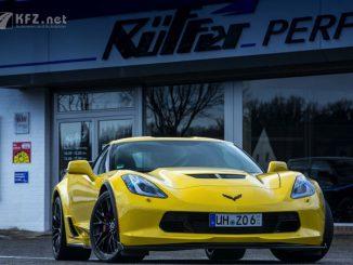 Foto: Corvette Z06 mit 850PS