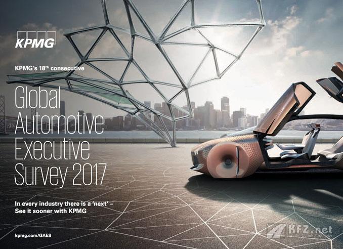 KPMG Autostudie 2017