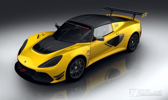 Foto: Lotus Exige Race 380 Rennsportversion