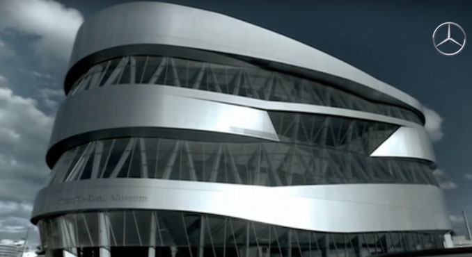 Foto: Mercedes Benz Museum Stuttgart