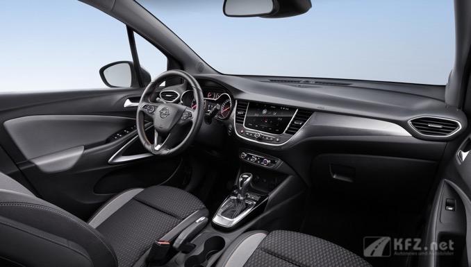 Foto: Opel Crossland X Cockpit