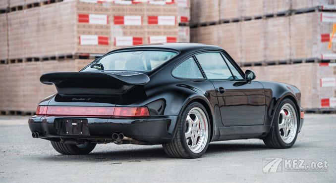 Foto: Porsche 911 Turbo 3.6 S