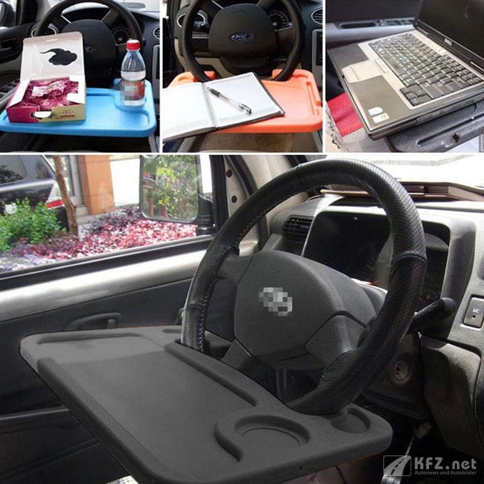 Auto Laptoptisch für unterwegs