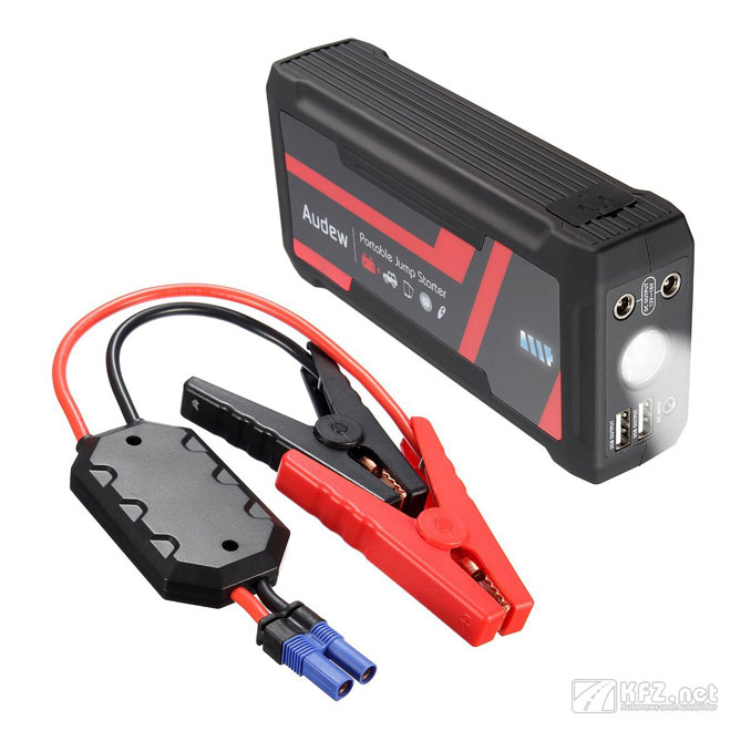 USB Starterbatterie
