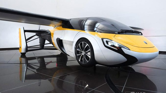 Foto: AeroMobil 4.0 Version 2017