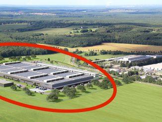 Daimler Gigafactory