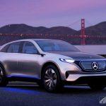 Foto: Mercedes Concept EQ Elektrofahrzeug