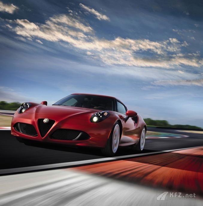 Alfa Romeo 4C Race