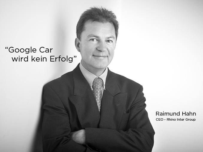 Foto: Raimund Hahn, CEO der Industriegroßhandelsgruppe Rhino Inter Group