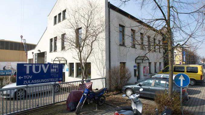 Foto der Kfz-Zulassungsstelle Lindau