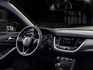 Elektrochromatischer spiegel von Opel