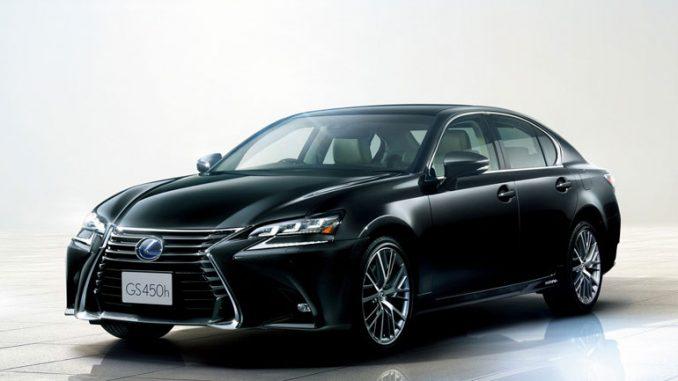 Lexus GS 450h Hybrid mit Heckantrieb
