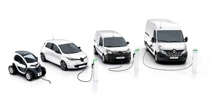 Foto: Renault Elektroautos