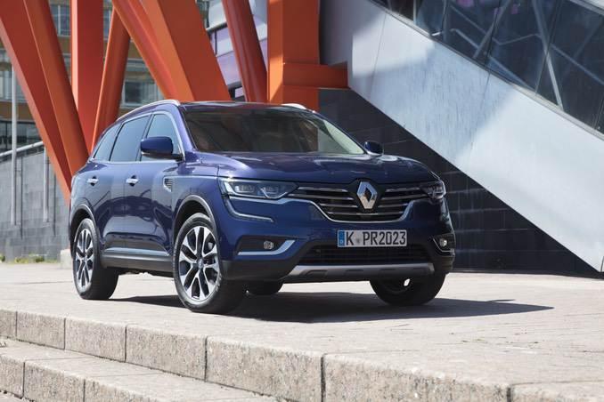 Foto: Renault Koleos SUV