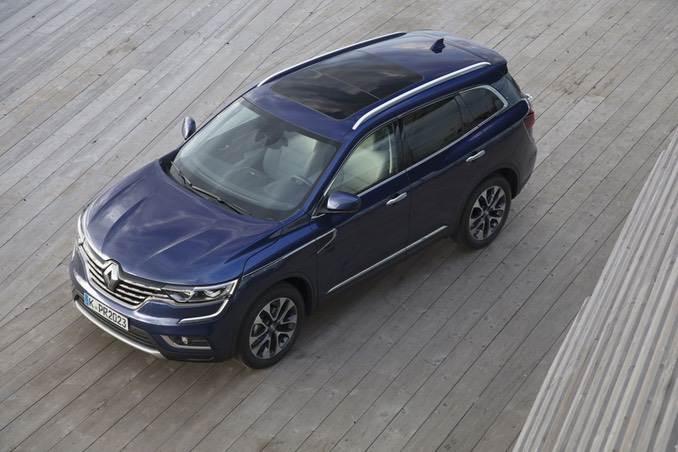 Foto: Renault Koleos top