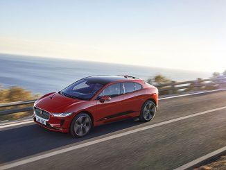 Foto: Jaguar I-Pace Elektrisch