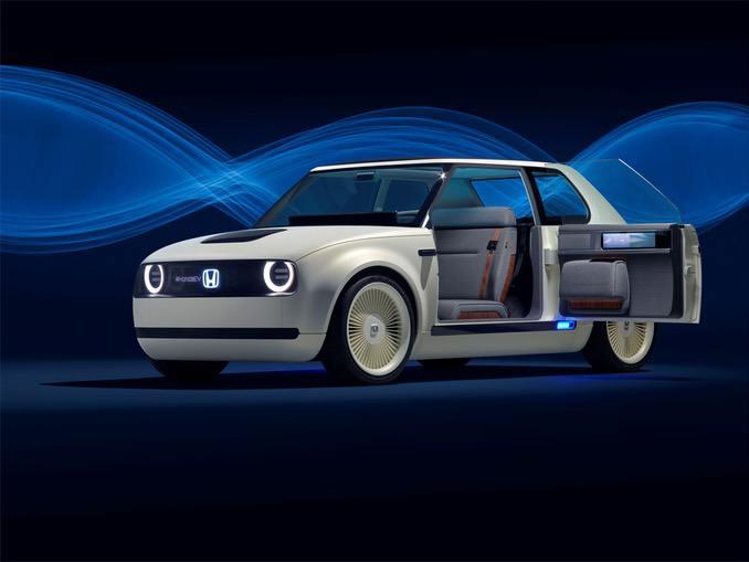 Honda Urban Concept Türen