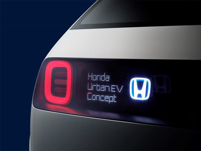 Honda Urban EV Concept Bild