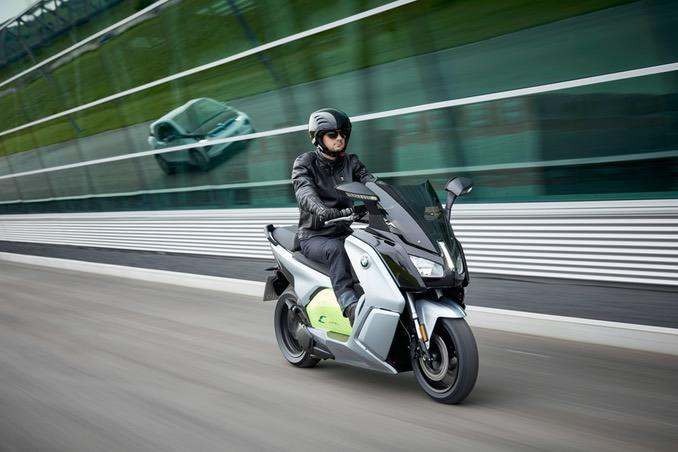 BMW Elektroscooter