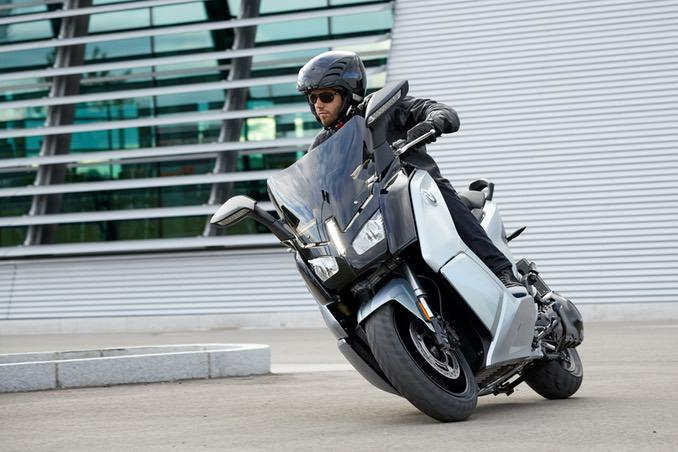 BMW C-Evolution Roller