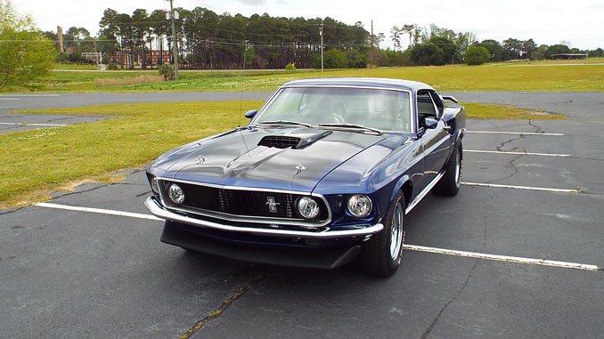 Foto: 1965 Ford Mustang