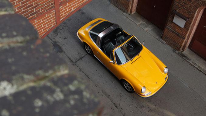 Foto: Porsche 911 E Targa