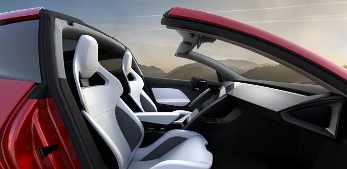 Tesla Roadster 2 Sitze
