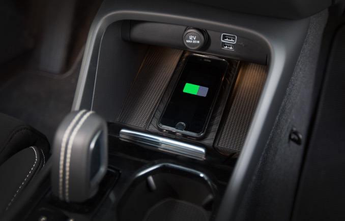 Volvo Smartphone Funktionen