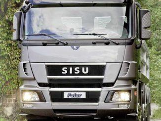 Sisu Polar Truck