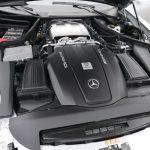 Mercedes AMG Motorraum