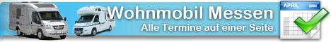 Wohnmobil Messen & Termine