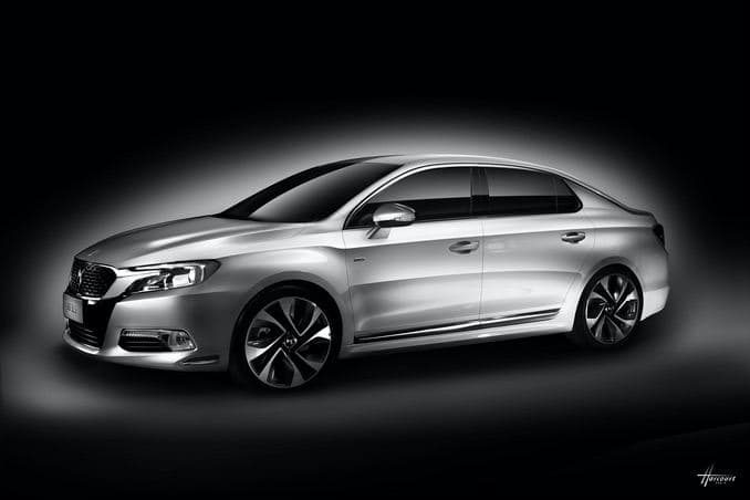Citroen DS 5LS Foto
