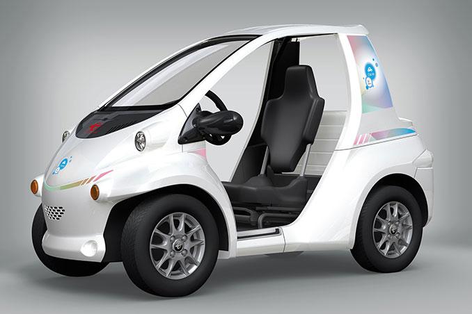 Toyota Com Fahrzeug