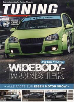 Cover Tuning Magazin