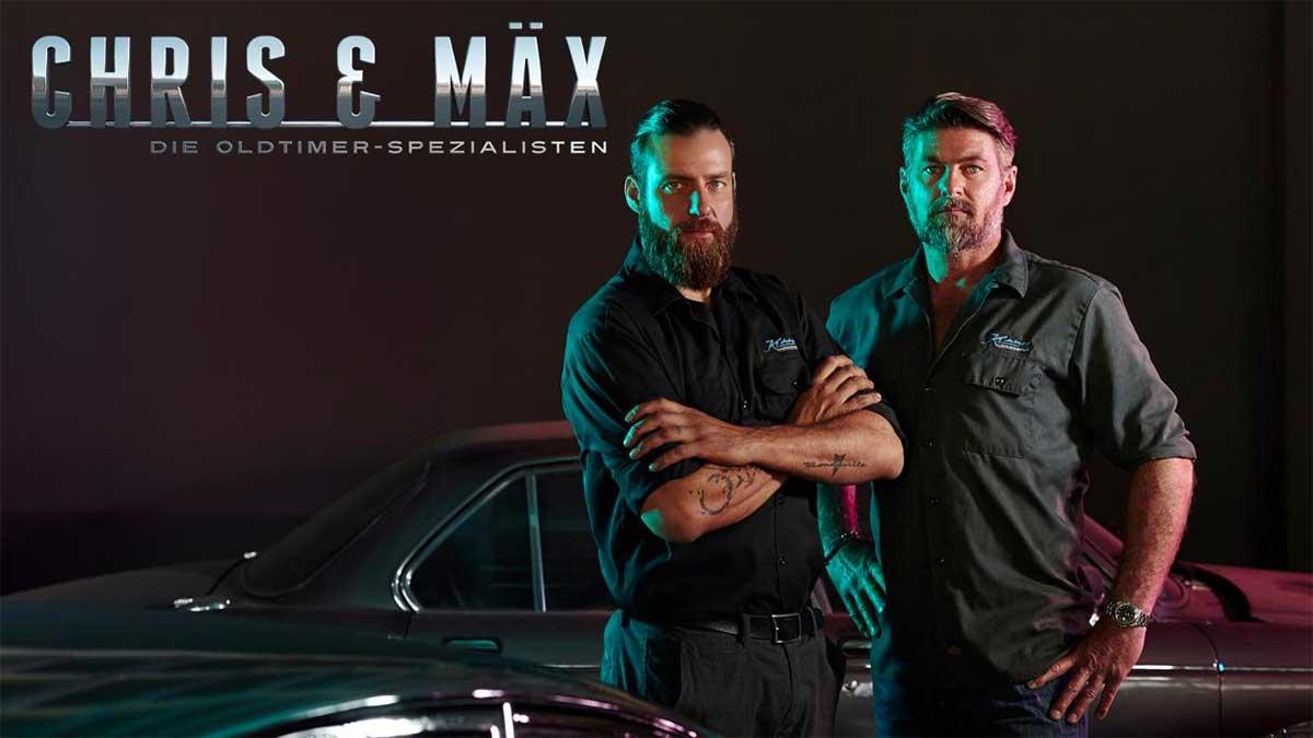 Chris & Mäx die Oldtimer Spezialisten auf DMAX
