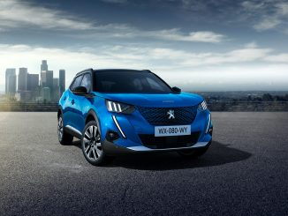 Peugeot 2008 Frontansicht