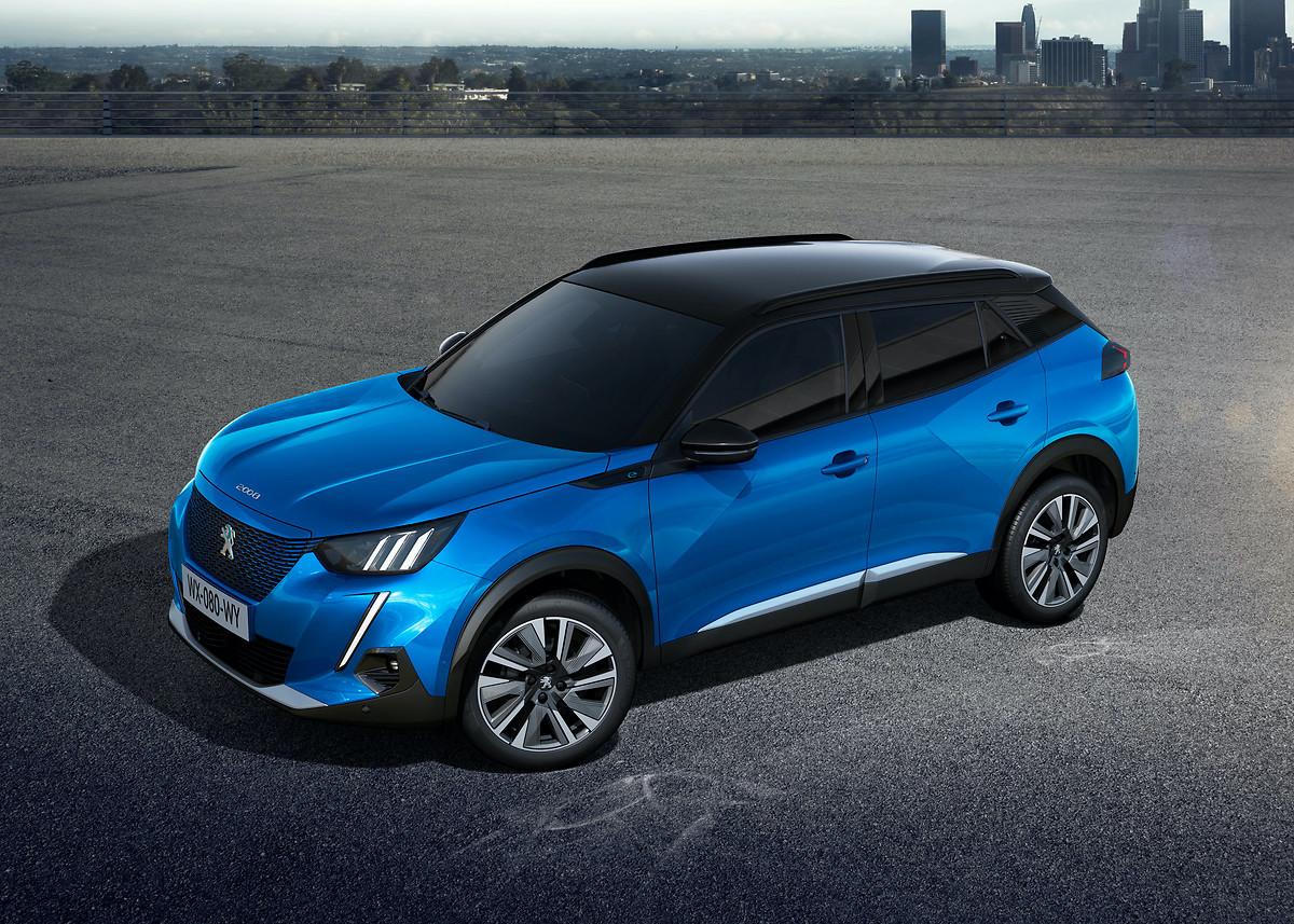 Peugeot 2008 Auto