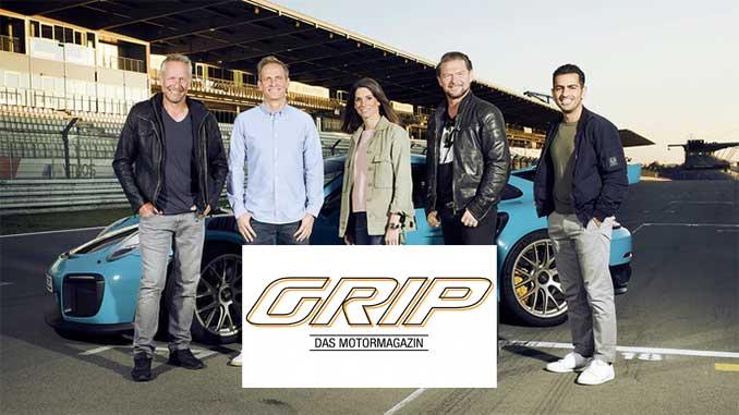 RTL2 GRIP Automagazin