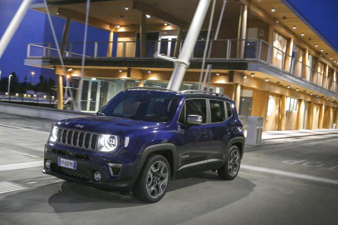 Jeep Renegade Mini SUV