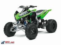 Foto Kawasaki KFZ 450 Quad