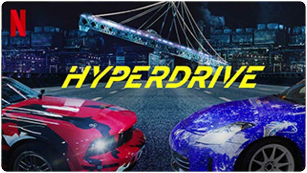 Hyperdrive Netflix Serie