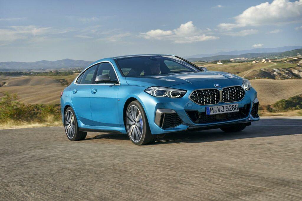 BMW 2er Front